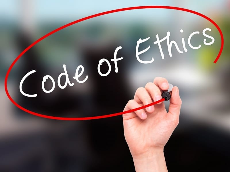 ethics code Summary of the ethics code (pdf) board of ethics administrative rules list of seminars hosted by the louisiana board of ethics and links to register for upcoming.