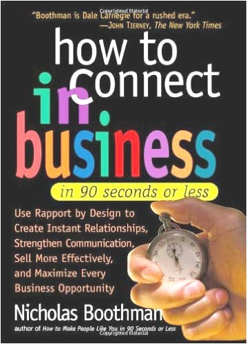 How to connect in business