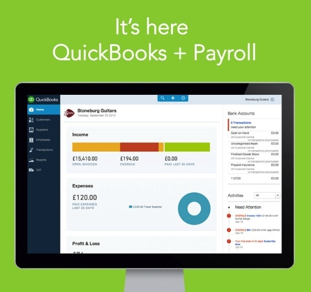 Quickbooks plus payroll tax tips for house cleaners