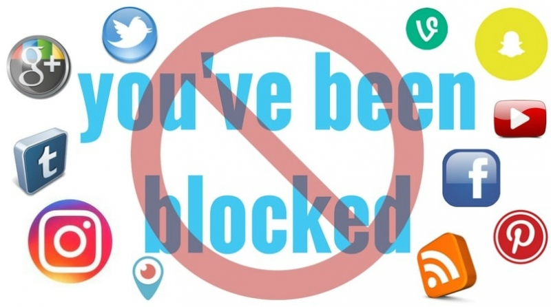 You've been blocked by Savvy Cleaner