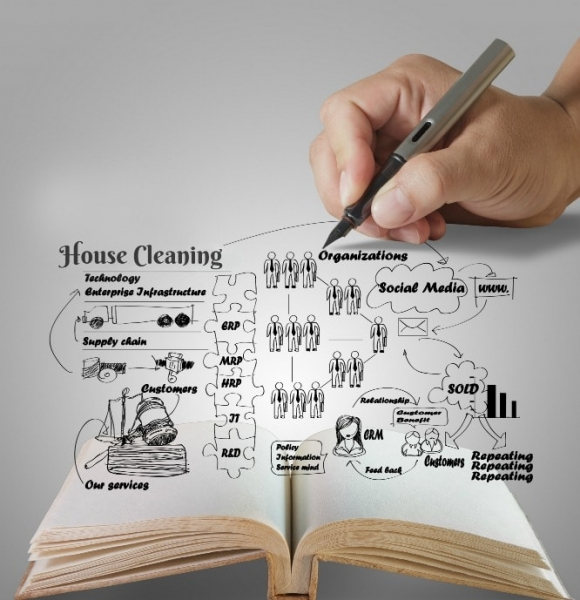 Books for growing your house cleaning company