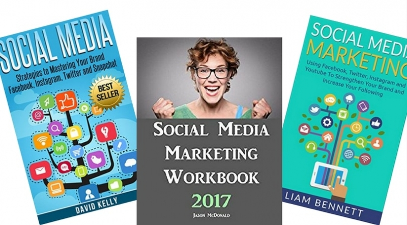Books on Social Media