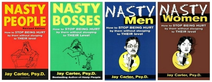 Nasty Books by Jay Carter, Psy.D.