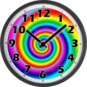 SavvyCleaner.com_Cool_Clock