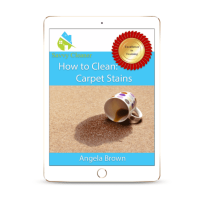 SCHT306 Carpet Stains, How to Clean, Savvy Cleaner