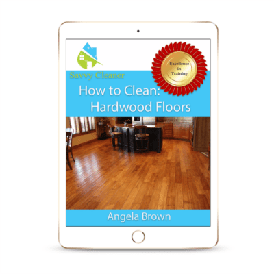 SCHT307 Hardwood Floors, How to Clean, Savvy Cleaner