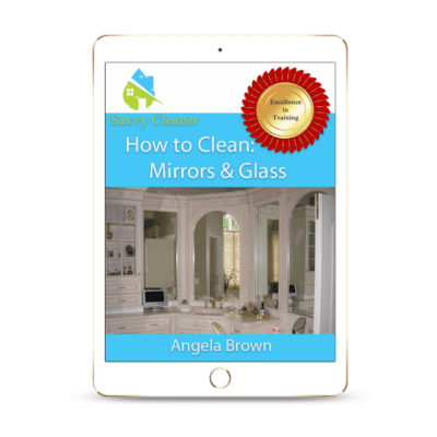 SCHT309 Mirrors Glass, How to Clean, Savvy Cleaner