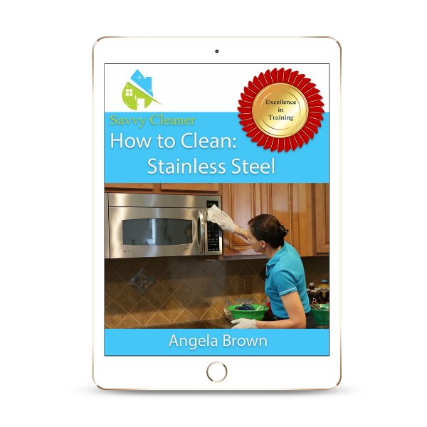 SCHT315 Stainless Steel, How to Clean, Savvy Cleaner