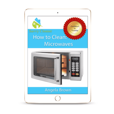 SCHT330 Microwaves, How to Clean, Savvy Cleaner