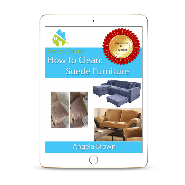 SCHT349 Suede Furniture, How To Clean, Savvy Cleaner