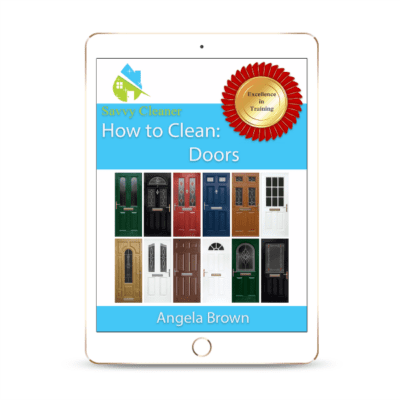 SCHT353 Doors, How to Clean, Savvy Cleaner