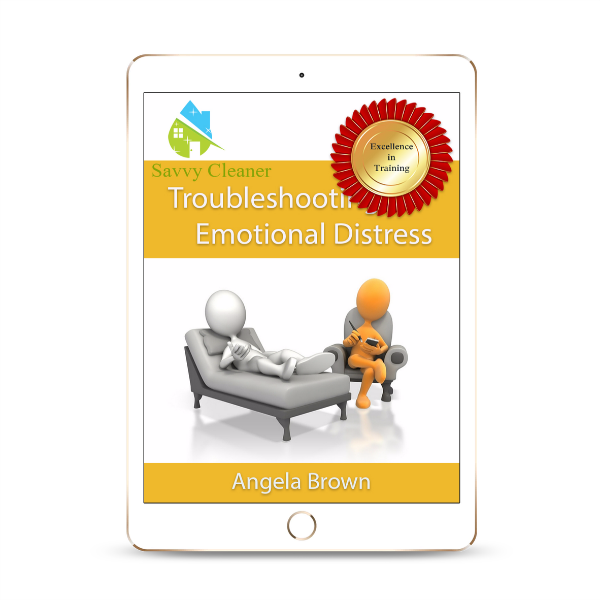 SCTS507 Emotional Distress, Troubleshooting, Savvy Cleaner