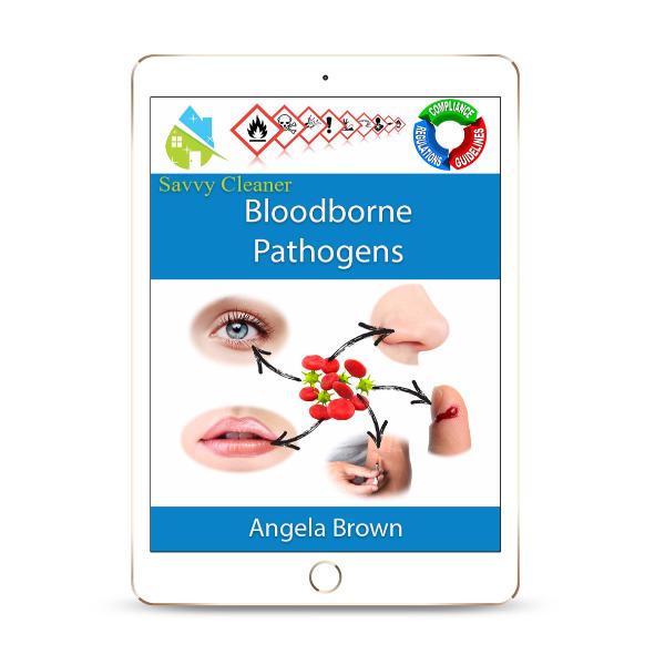 SCWC802 Bloodborne Pathogens, Workplace Compliance, Savvy Cleaner