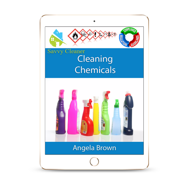 SCWC803 Cleaning Chemicals, Workplace Compliance, Savvy Cleaner