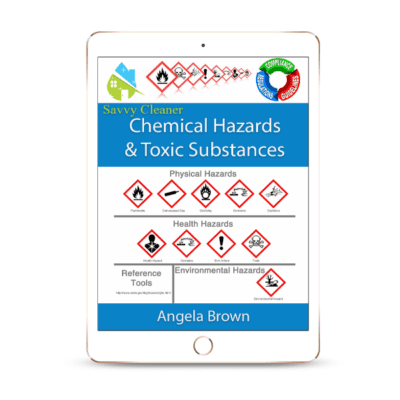 SCWC804 Chemical Hazards, Workplace Compliance, Savvy Cleaner