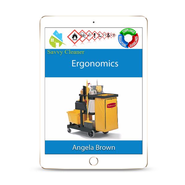 SCWC808 Ergonomics, Workplace Compliance, Savvy Cleaner