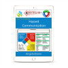 SCWC809 Hazard Communication, Workplace Compliance, Savvy Cleaner