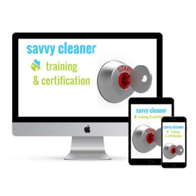 Savvy Cleaner Training & Certification
