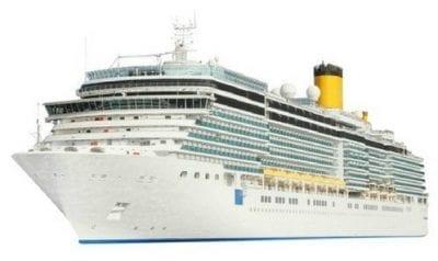 Cruise Ship Perks Boat