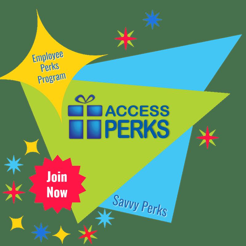 Savvy Perks- Access Perks Logo