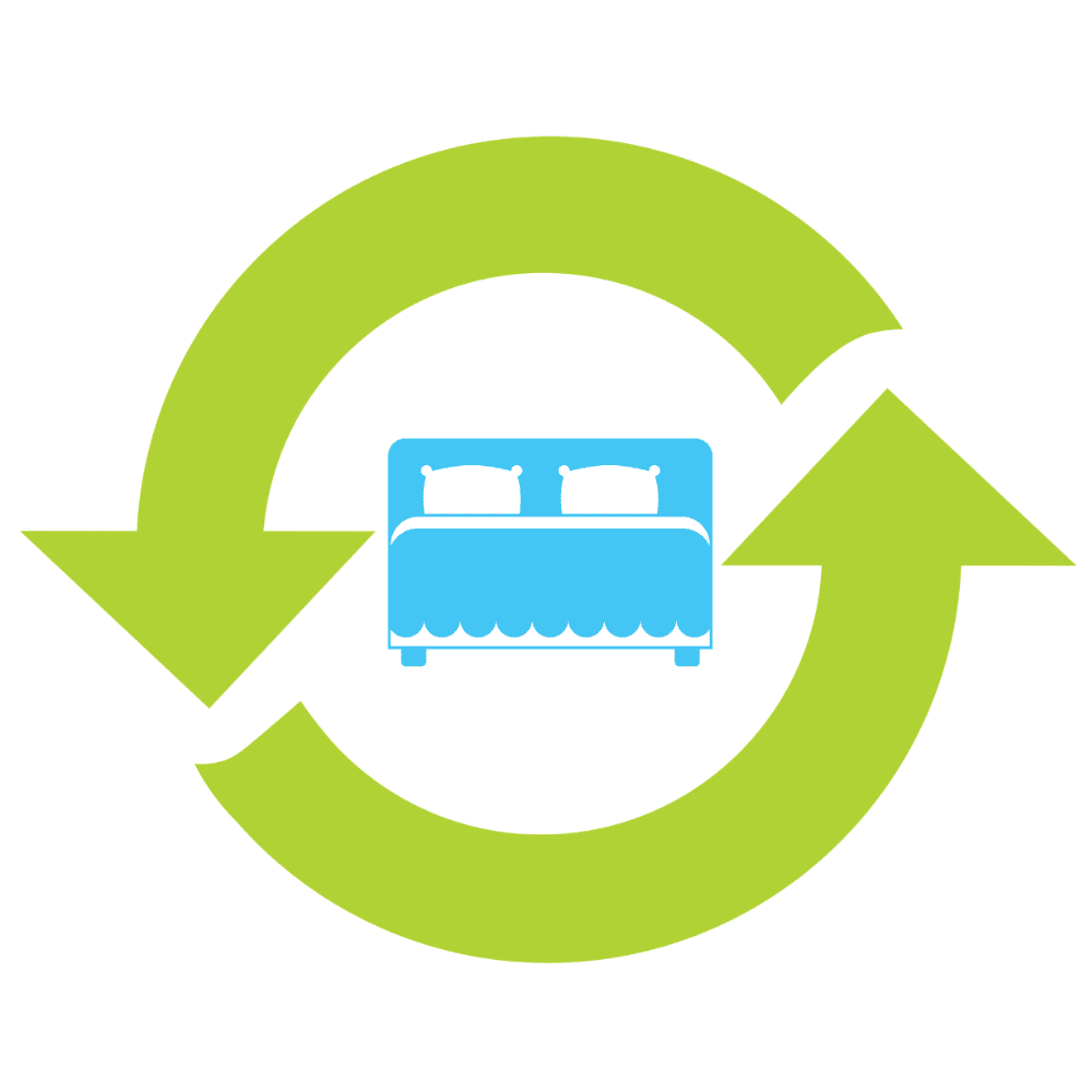 Turnover Cleaning Tips Logo