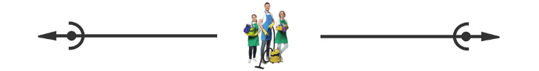 House Cleaners Savvy Cleaner Spacer