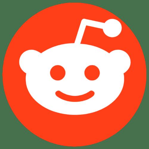 Reddit Logo png 500 x 500