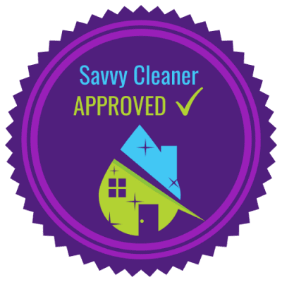 Savvy Cleaner Approved x 500