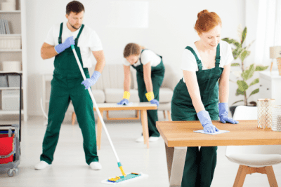 Savvy Cleaner Training How to Clean