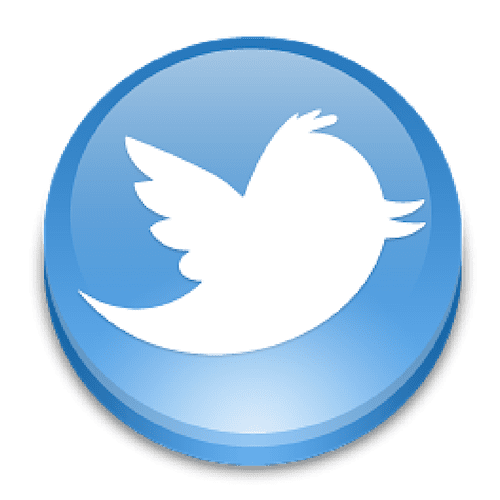 Twitter Logo png 500 x 500