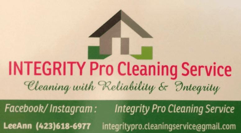 LeeAnn Baker, Integrity Pro Cleaning Service