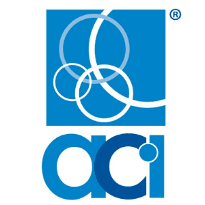 ACI, American Cleaning Institute Logo