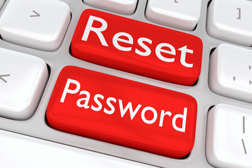 FAQ - Password Reset