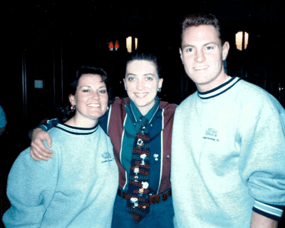 Kate, Angela Brown, Darren Hardy