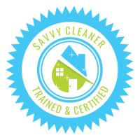 Savvy Cleaner Trained and Certified
