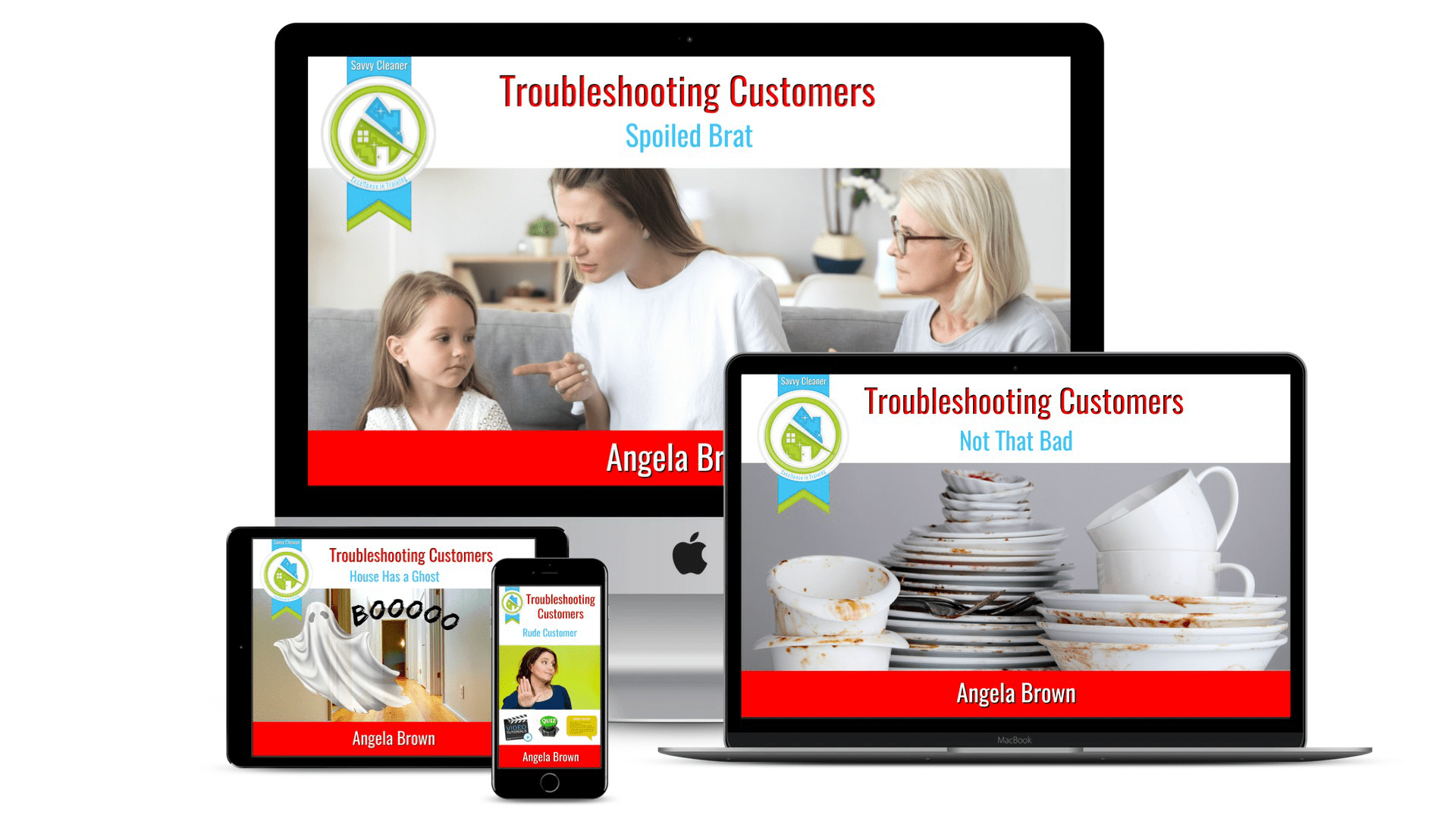 Troubleshooting Customers SM Featured