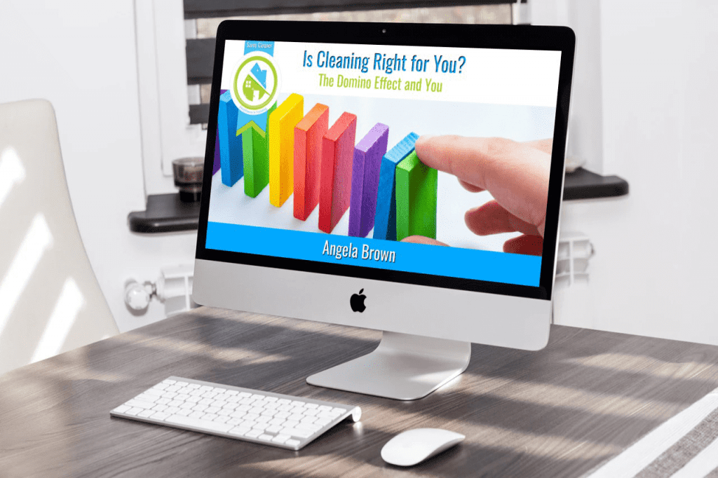 The Domino Effect, Savvy Cleaner Training Course 1280x853
