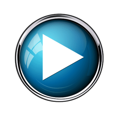 Blue video button 2
