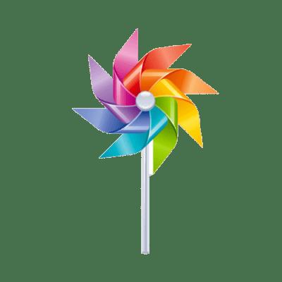 Pinwheel Hard 500 x 500
