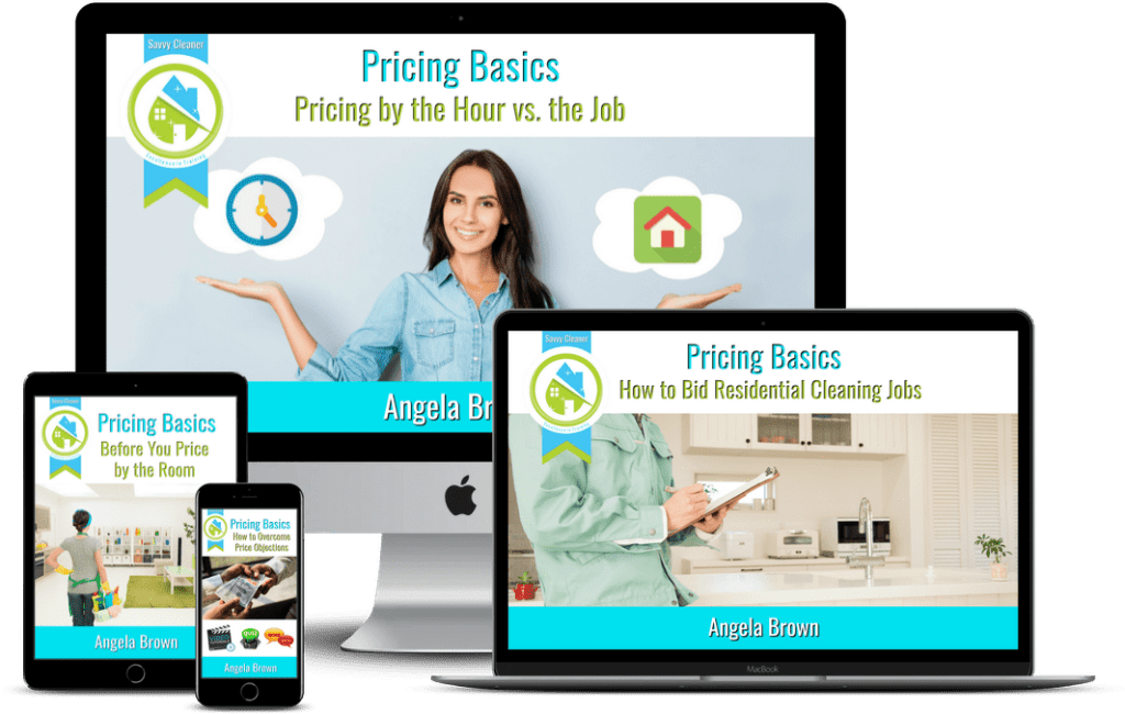 Pricing Basics, Savvy Cleaner Training Course 1280x960