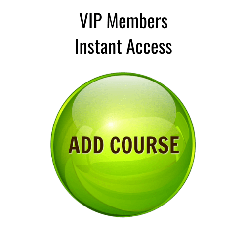 Add Course - Member Access 500 x 500 Savvy Cleaner