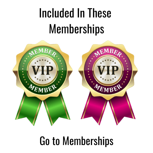 Included in These Memberships 500 x 500 Savvy Cleaner