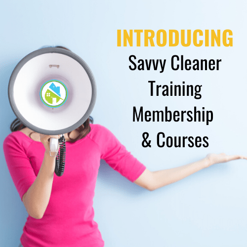 Introducing Savvy Cleaner Training