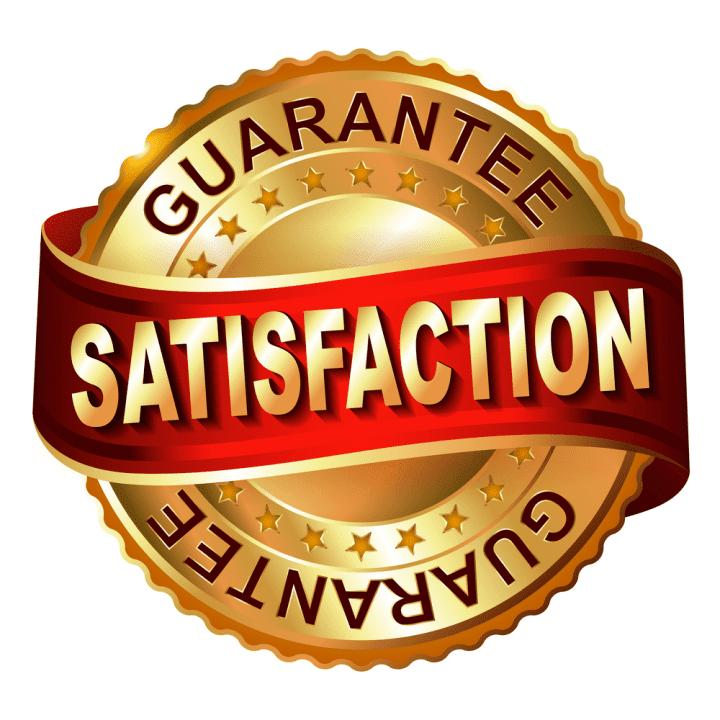 Satisfaction Guarantee in Gold