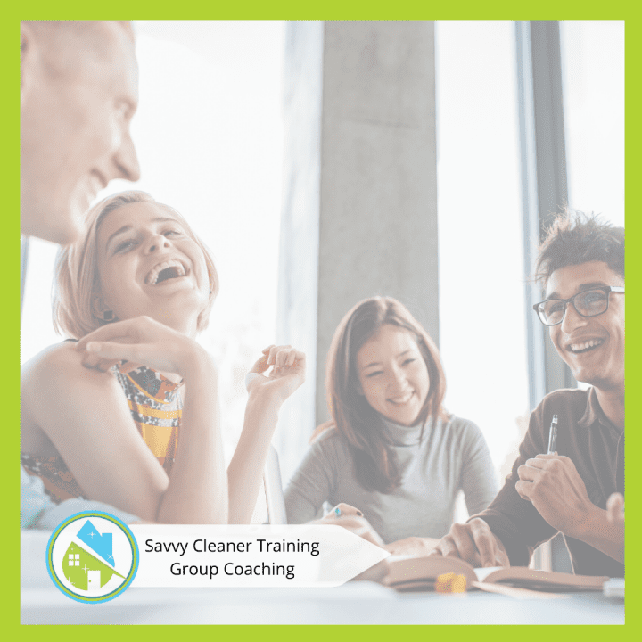 Savvy Cleaner Group Coaching 16