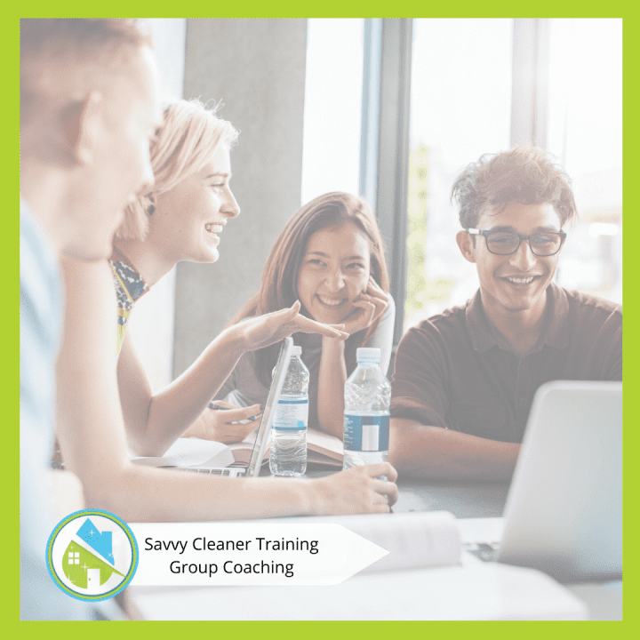 Savvy Cleaner Group Coaching 19