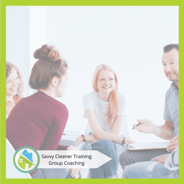 Savvy Cleaner Group Coaching 25