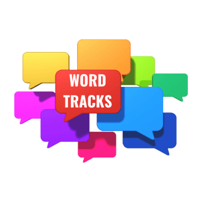 Word Tracks Savvy Cleaner Training