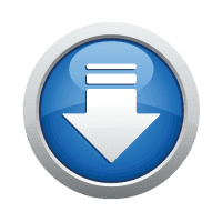 Blue Download Button 1 No Background