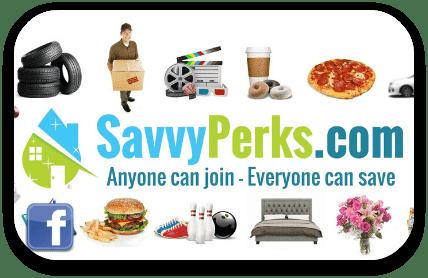 Savvy Perks Facebook Group